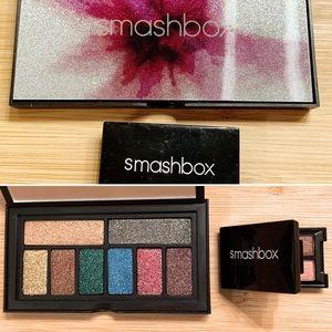 Smashbox Cover Shot Bold Glitter Eye Palette & Duo